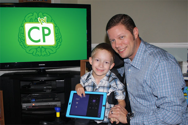 CPTV - Brad Searle and his son Jacob
