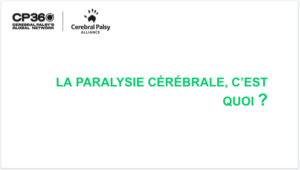 French - What is Cerebral Palsy Presentation